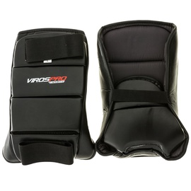 VirosPro Sports Shin Guard Black L SG-1063A