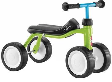"Bērnu velosipēds Puky Pukylino 3018, zaļa, 6"""