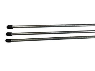 Stienis spriegojamais, 6x1050 mm, zn