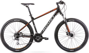 Romet Rambler R7.2 17'' 27.5'' Black/Orange 20