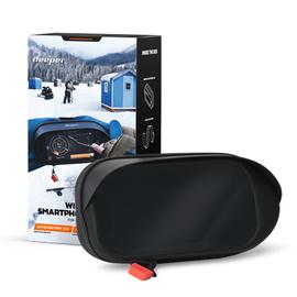 Чехол Deeper Winter Smart Phone Case, черный, 3 - 6.3 ″