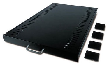Plaukts APC Sliding Shelf 100lbs/45.5kg Black