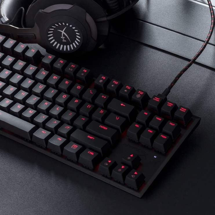Kingston HyperX Alloy FPS Pro Mechanical Gaming Keyboard MX Red Black US