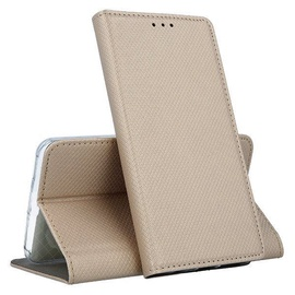 Mocco Smart Magnet Book Case For LG G7/G7 ThinQ Gold