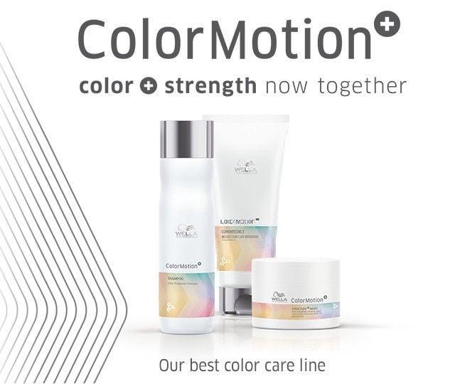 Wella Professionals Color Motion Shampoo 250ml