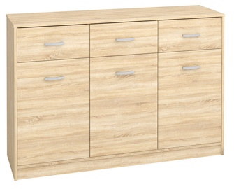 MN 05 Chest Of Drawers Alder