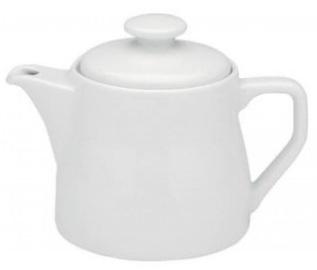 Porland Bella Teapot 0.42l White