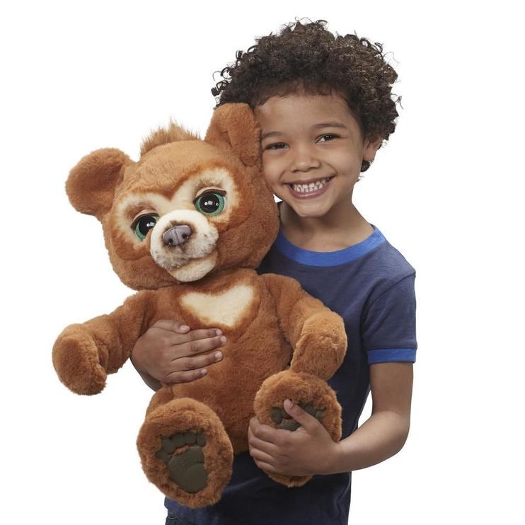Interaktīva rotaļlieta Hasbro FurReal Cubby E4591