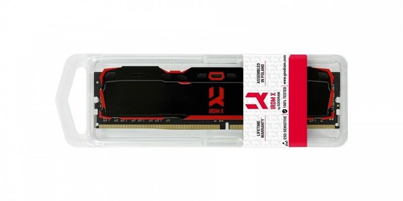 Operatīvā atmiņa (RAM) Goodram IR-X3200D464L16SA/8G DDR4 8 GB CL16 3200 MHz