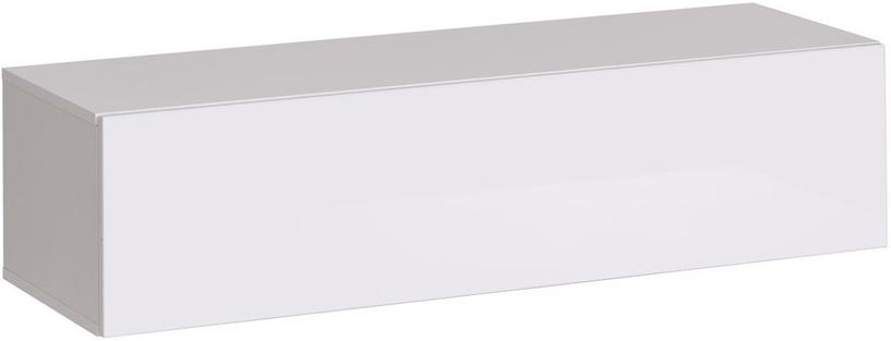 ASM Switch XII Wall Unit White/Wotan Oak