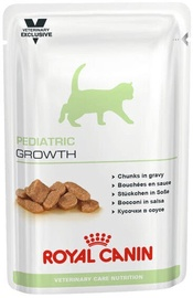 Mitrā kaķu barība Royal Canin Pediatric Growth, 0.1 kg