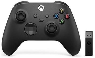 Microsoft Xbox Series X Controller + USB Adapter