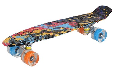 Скейтборд Enero Graffiti, многоцветный