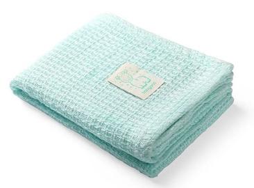 BabyOno Bamboo Knited Blanket 75x100 Mint