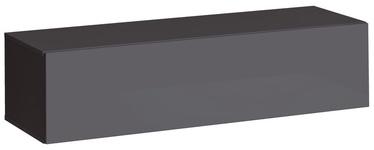 ТВ стол ASM Switch RTV 2, серый, 1200x400x300 мм