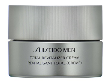 Крем для лица Shiseido Men Total Revitalizer Cream, 50 мл