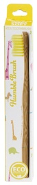 The Humble Brush Kids Toothbrush Yellow