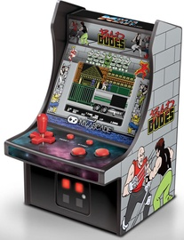 My Arcade Bad Dudes Micro Player Retro Arcade