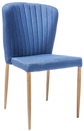 Ēdamistabas krēsls Signal Meble Polly Blue