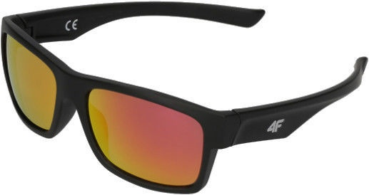 4F H4L20-OKU002-70S Sunglasses Orange