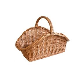 NORDFlam Breva Wood Basket