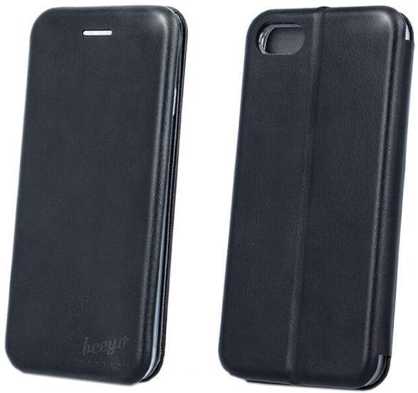 Beeyo Diva Series Book Case For Samsung Galaxy J5 J510F Black
