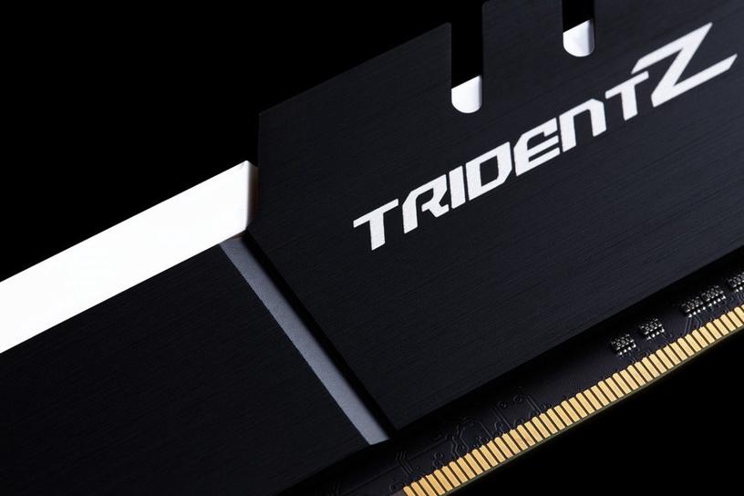 G.SKILL Trident Z Black/White 32GB 4000MHz CL18 DDR4 KIT OF 4 F4-4000C18Q-32GTZKW