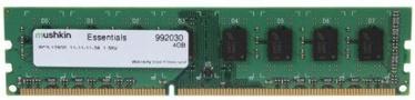 Operatīvā atmiņa (RAM) Mushkin Essentials 992030 DDR3 4 GB CL11 1600 MHz