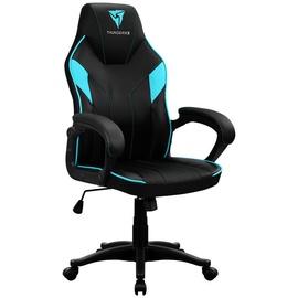 Игровое кресло Thunder X3 EC1 Air Black/Turquoise