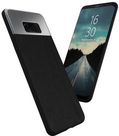 Qult Luxury Slate Back Case For Samsung Galaxy S8 Plus Black