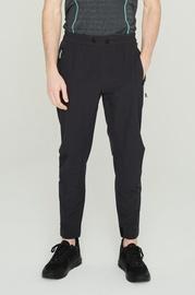 Audimas Tapered Fit Pants 2111-448 Black 184/XL