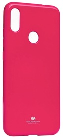 Mercury Jelly Back Case For Xiaomi Redmi Note 7 Hot Pink