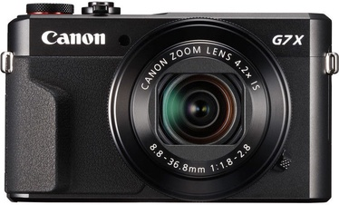 Цифровой фотоаппарат Canon Powershot G7X Mark II Black