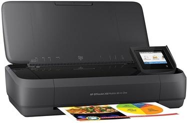 Многофункциональный принтер HP Officejet 250, струйный, цветной