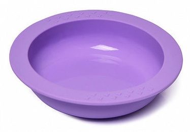 Fissman Kids Deep Plate D16cm Purple
