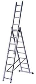 Besk Aluminium Ladder 7.8m 3x11