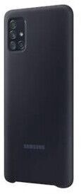 Samsung Cover Black for Samsung Galaxy M51