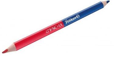 Pelikan Pencil 2 Colors Red/Blue