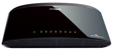 Сетевой концентратор D-Link DES-1008D/E