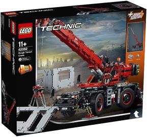 Конструктор Lego Technic Rough Terrain Crane 42082