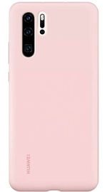 Huawei Silicone Back Cover for Huawei P30 Pro Pink