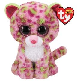Mīkstā rotaļlieta TY Leopard, 24 cm