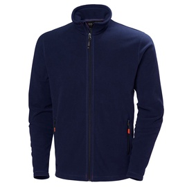 Helly Hansen WorkWear Oxford Light Fleece Jacket Navy XXL