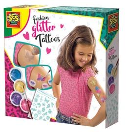 SES Creative Fashion Glitter Tattoos 14142