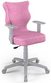 Bērnu krēsls Entelo Duo Size 6 VS08 Grey/Pink, 425x400x1045 mm
