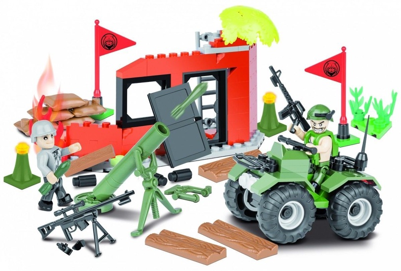 Cobi Small Army Combat Training 140pcs 2164