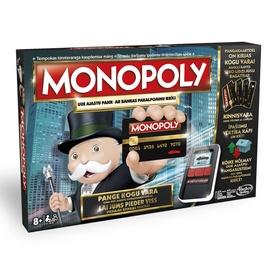 Настольная игра Hasbro Monopoly Ultimate Banking LV/EST
