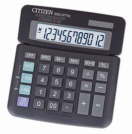 Калькулятор Citizen, черный