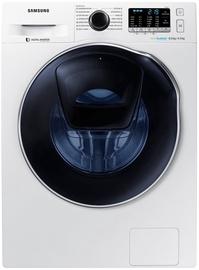 Стирально-сушильная машина Samsung WD80K5A10OW/LE
