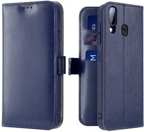 Dux Ducis Kado Bookcase For Samsung Galaxy A20e Blue